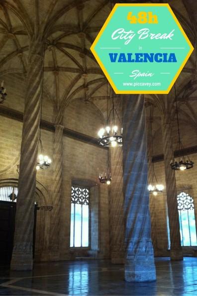 Valencia City Break