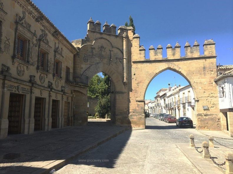 Baeza Jaen Spain off the Beaten path in Spain