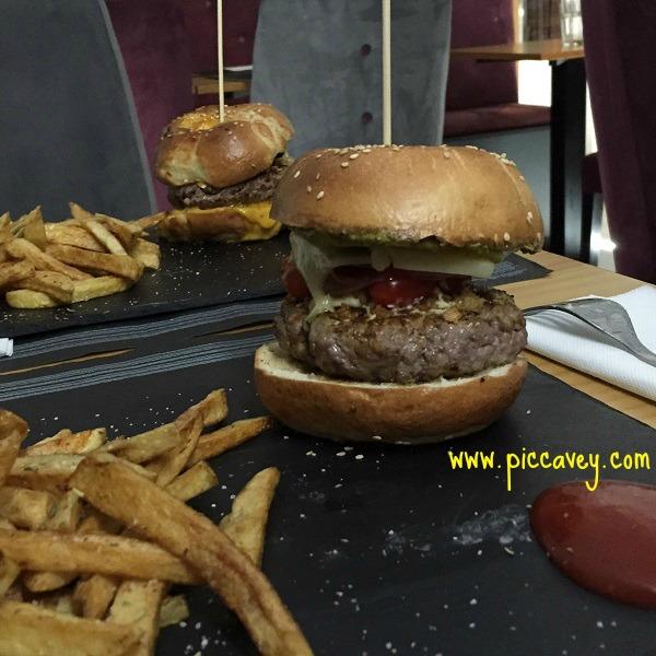 Bagel Burbu Gourmet burger