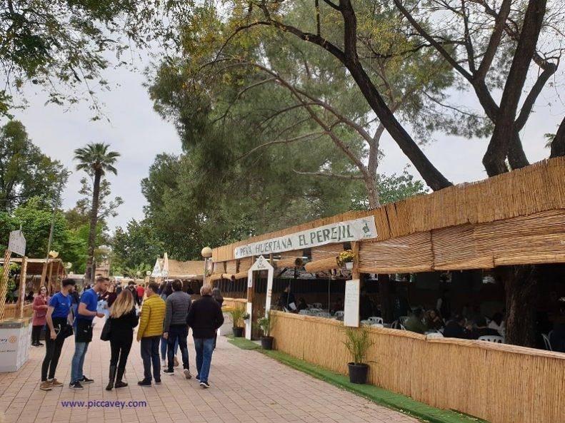 Bando de la Huerta Murcia festival