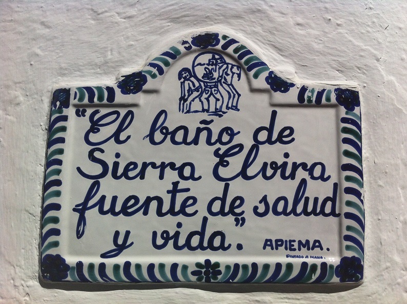Banos de Sierra Elvira Atarfe