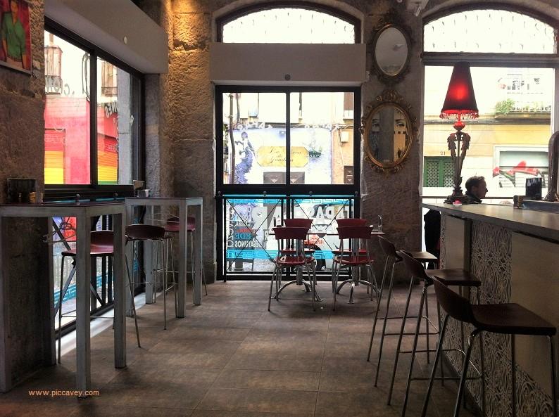 Bar de Fede Restaurants in Granada