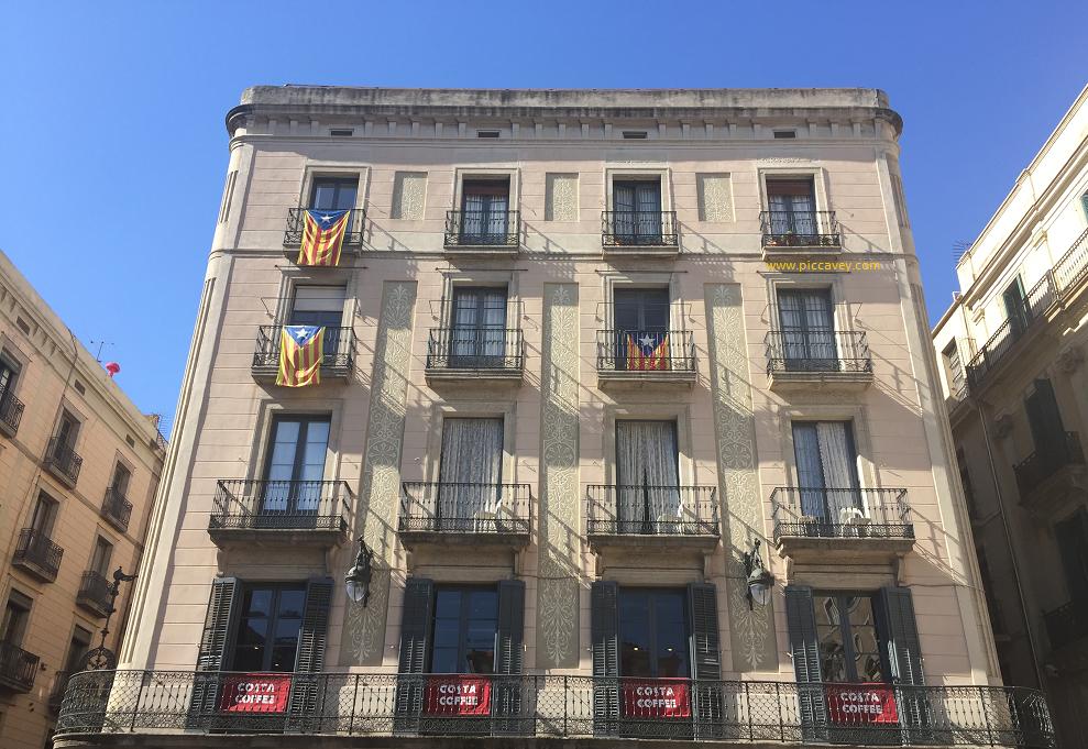 Barcelona Plaça de Sant Jaume