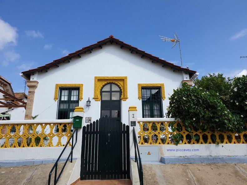 Barrio minero Huelva Mining Houses