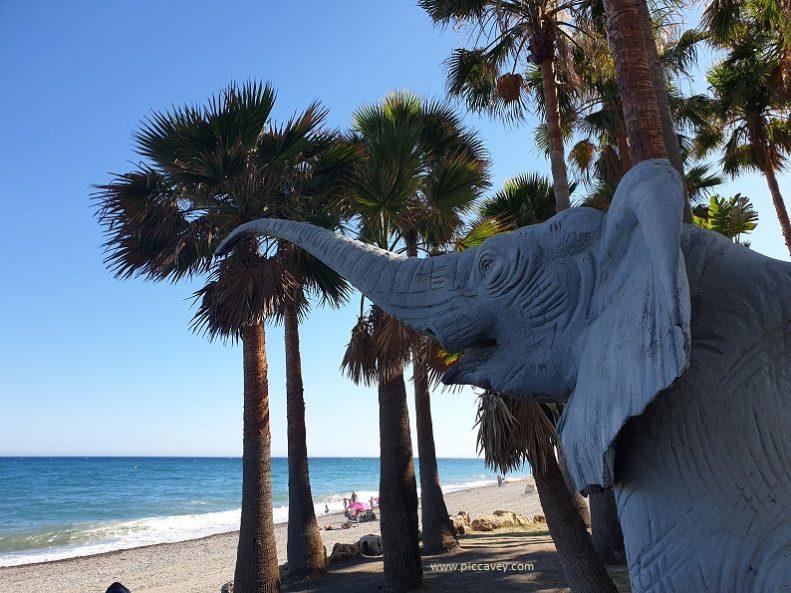 Beach San Pedro Costa del Sol