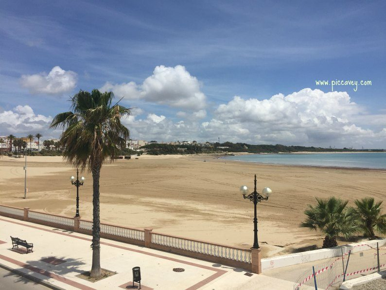 Beach in Rota Costa Ballena