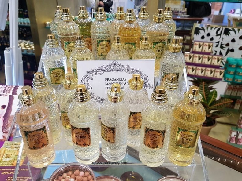 Beauty in Spain Paquita Ors Cosmetics