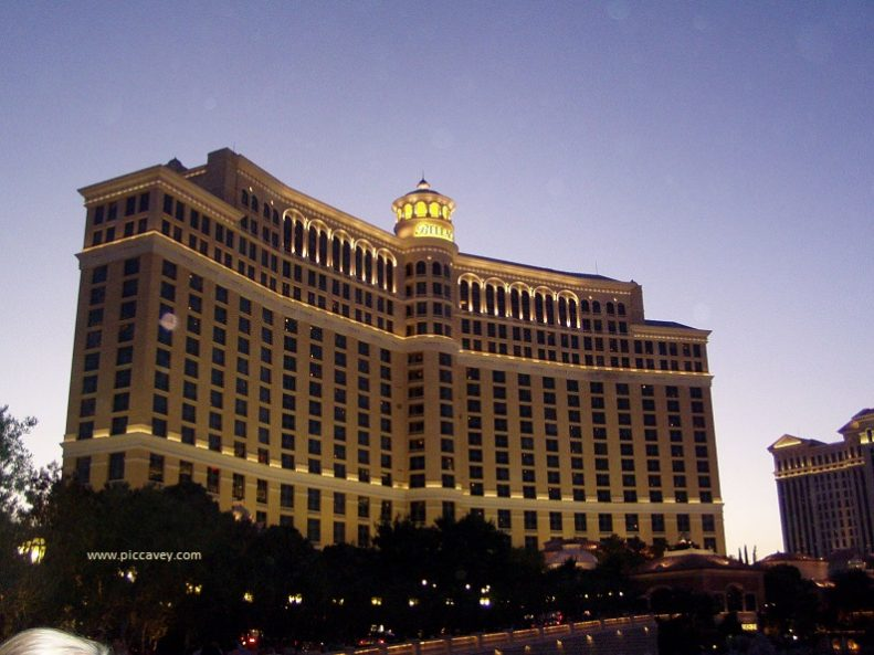 Bellagio Hotel Las Vegas Nevada USA
