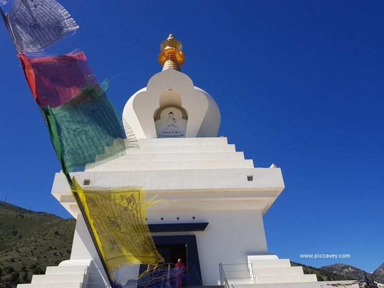 Benalmadena Stupa Costa del Sol