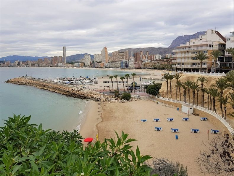 Benidorm Costa Blanca Spain