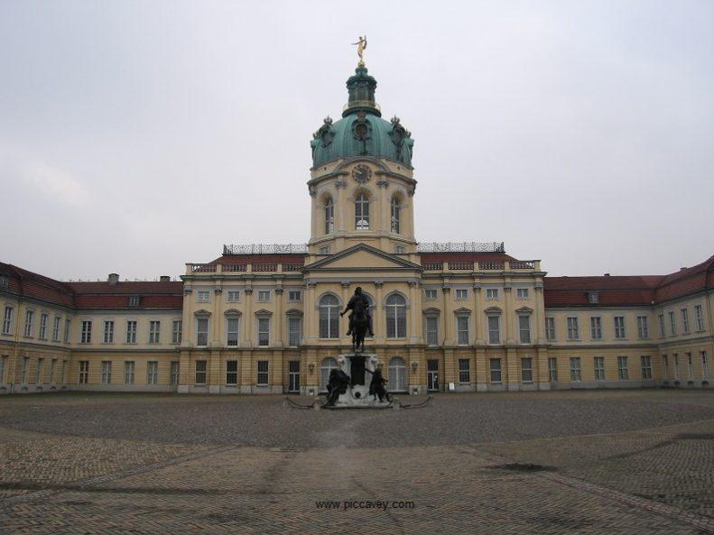 Berlin Germany Shloss Charlottenberg