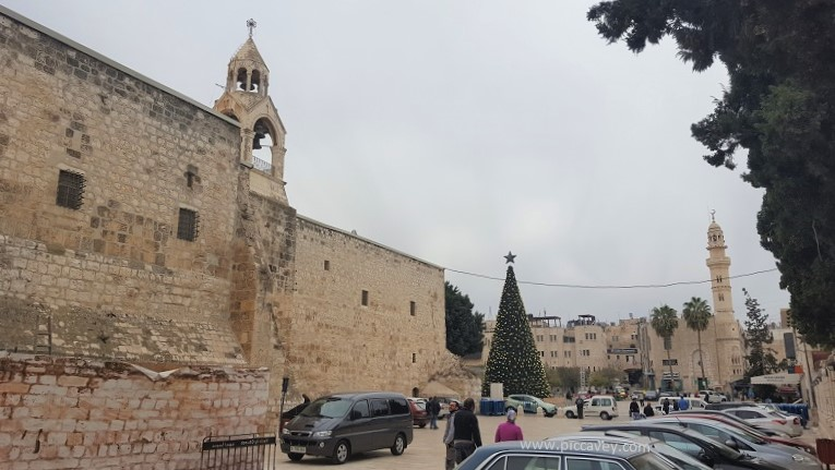 Bethlehem Church of the Nativity Belen