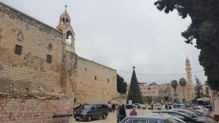 Bethlehem Church of the Nativity Belen