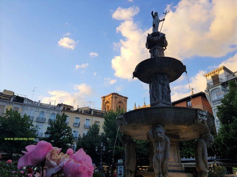 Bib Rambla Granada Spain City break