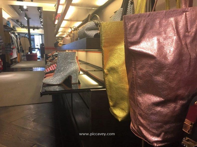 Bimba Lola Spanish Bags and Shoes