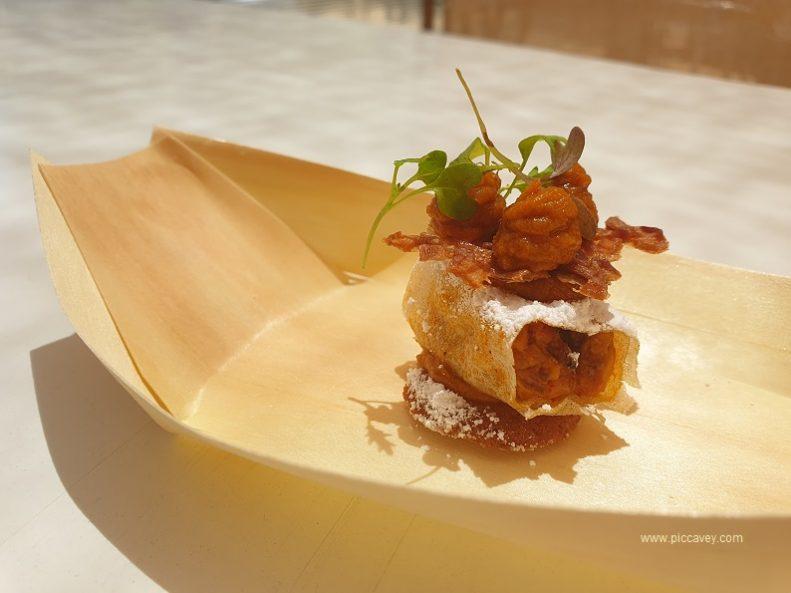 Bocados Granada La Seda Bib Gourmand