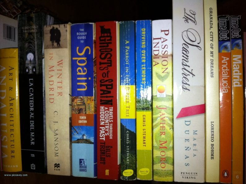 Books about Spain piccavey blog