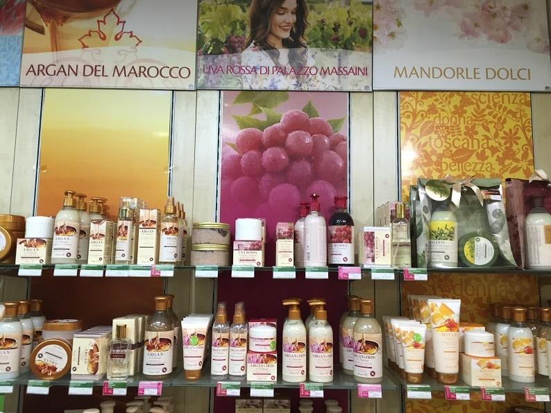 Bottega Verde Granada Spanish Cosmetics