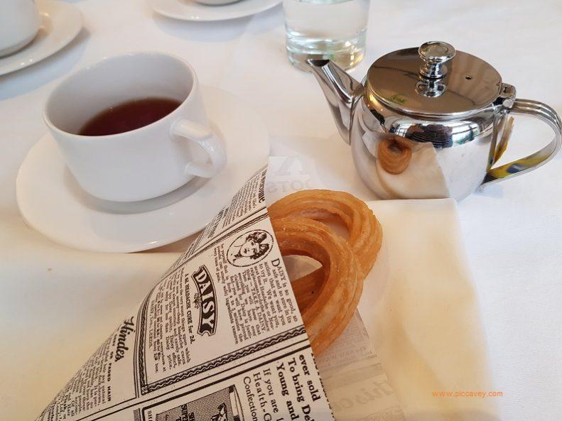 Breakfast Melia Recoletos Valladolid