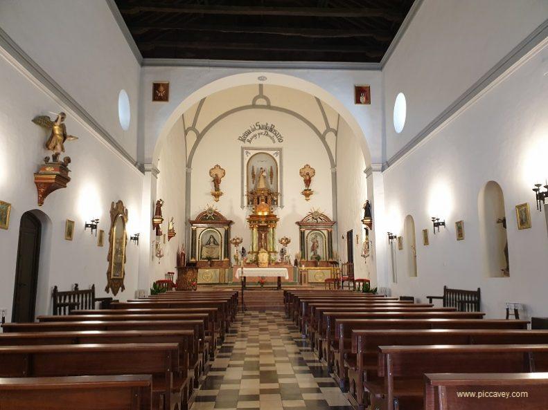 Bubion Church