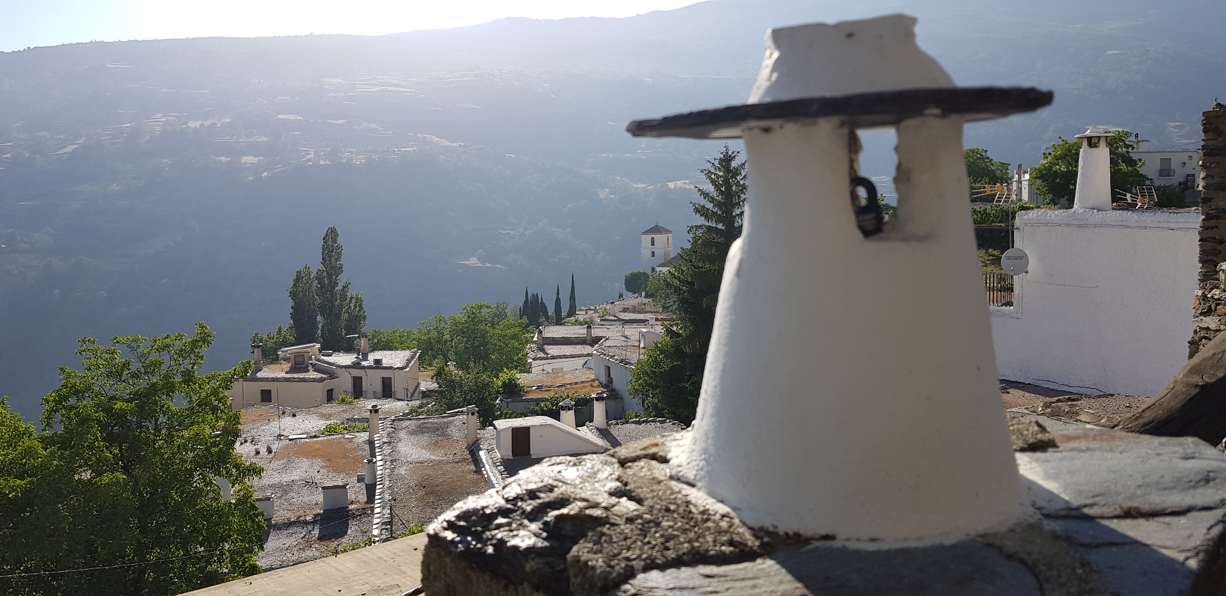Bubion - Sleeping in an Alpujarra Village South of Granada