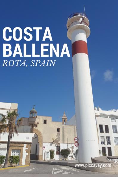 Costa Ballena Rota Spain