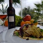 Vegan Food Pairing – Zero Mile Produce Tagarninas & Sherry Wine in Spain