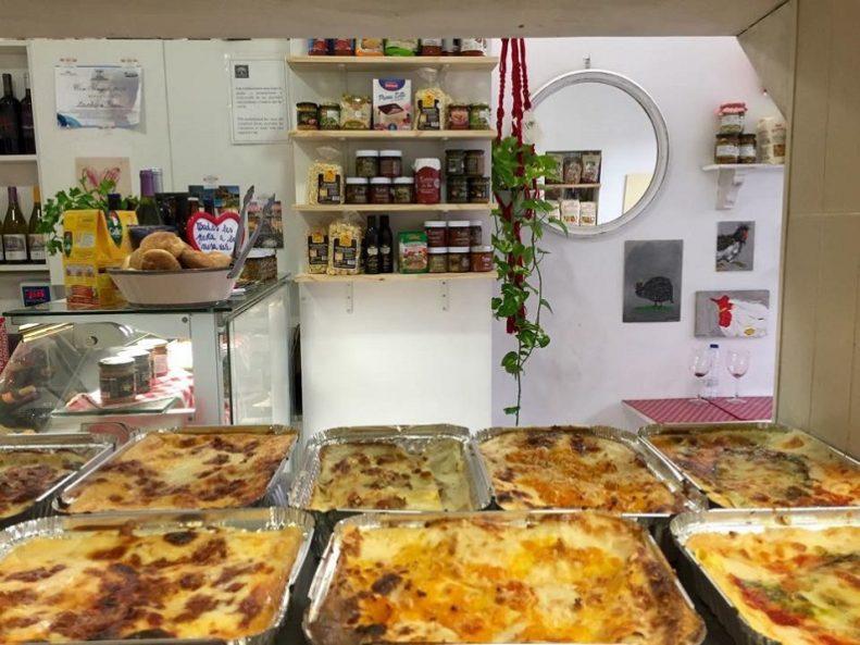 Cacho Pepe Granada Spain Italian TakeAway Food