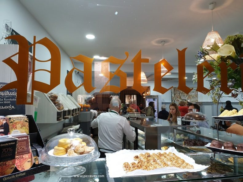 Typical Cakes at Alcala de Henares Spain by piccavey
