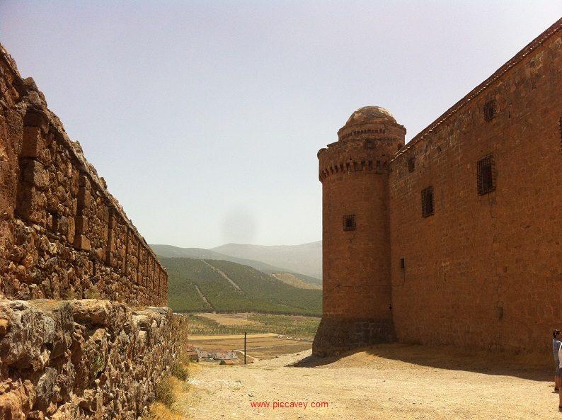 Castle of Calahorra Gorafe Guadix