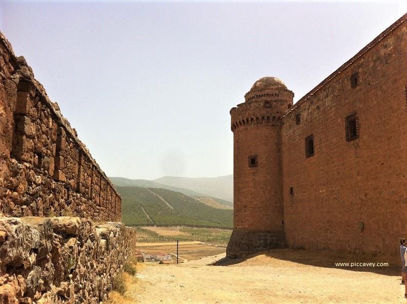 Castillo de la Calahorra Guadix