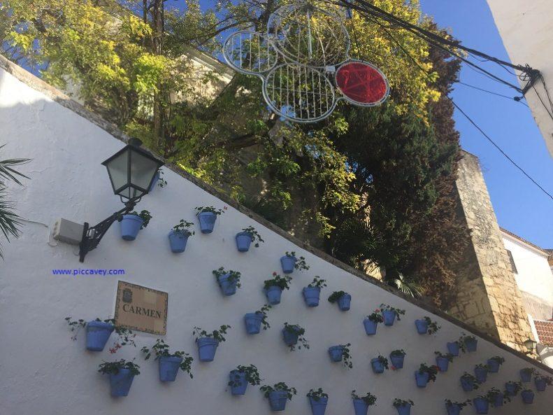 Calle Carmen Marbella Old Town Costa del Sol