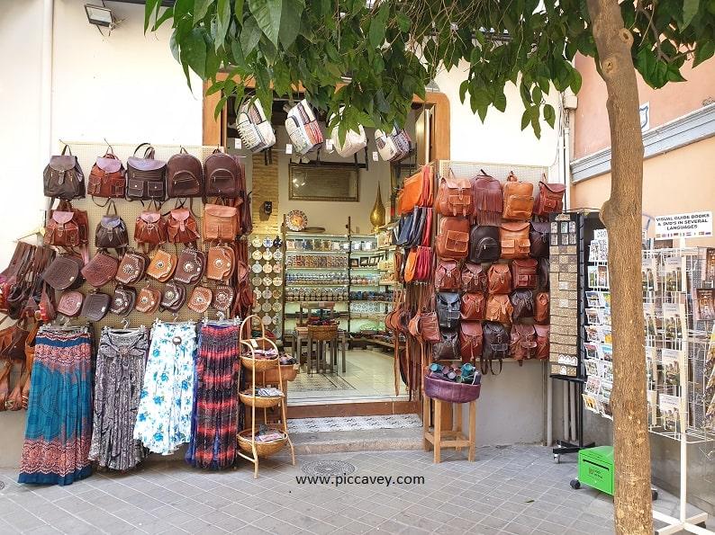 Calle Elvira Granada blog Spain
