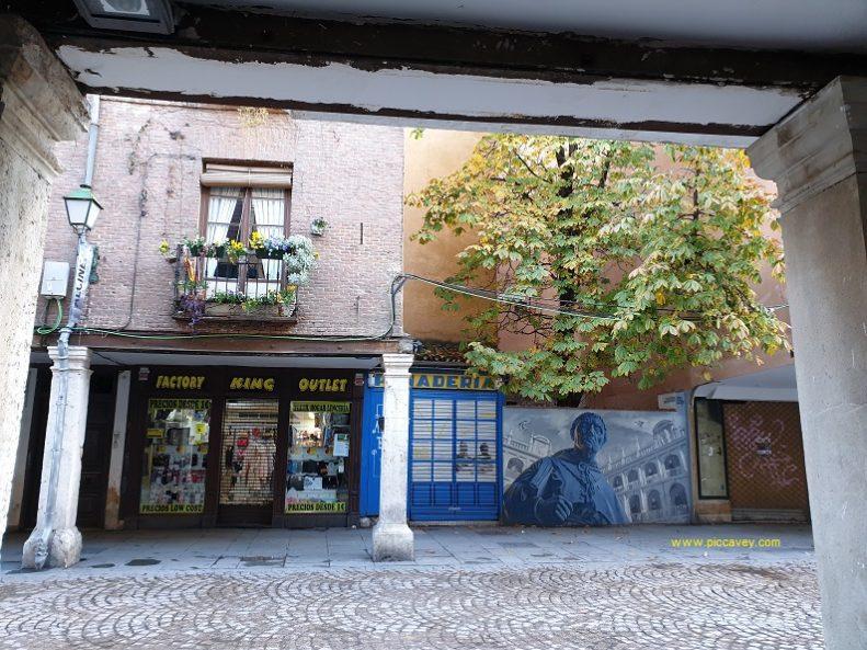 Calle Mayor Alcala de Henares by piccavey
