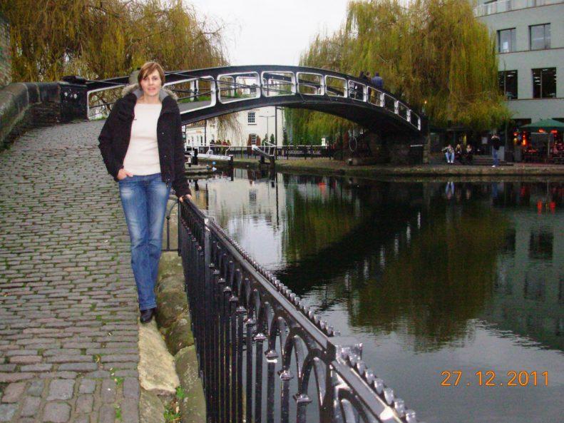 Camden Lock London UK England