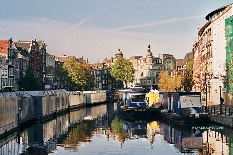 Canals of Amsterdam NL