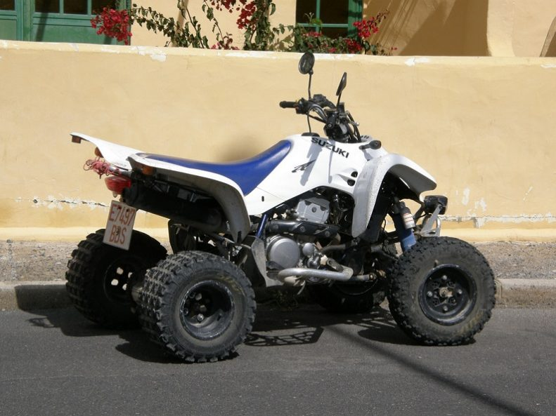 Canary Island Quad Bike Spain