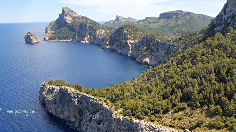 Cap Formentor Majorca Road trip