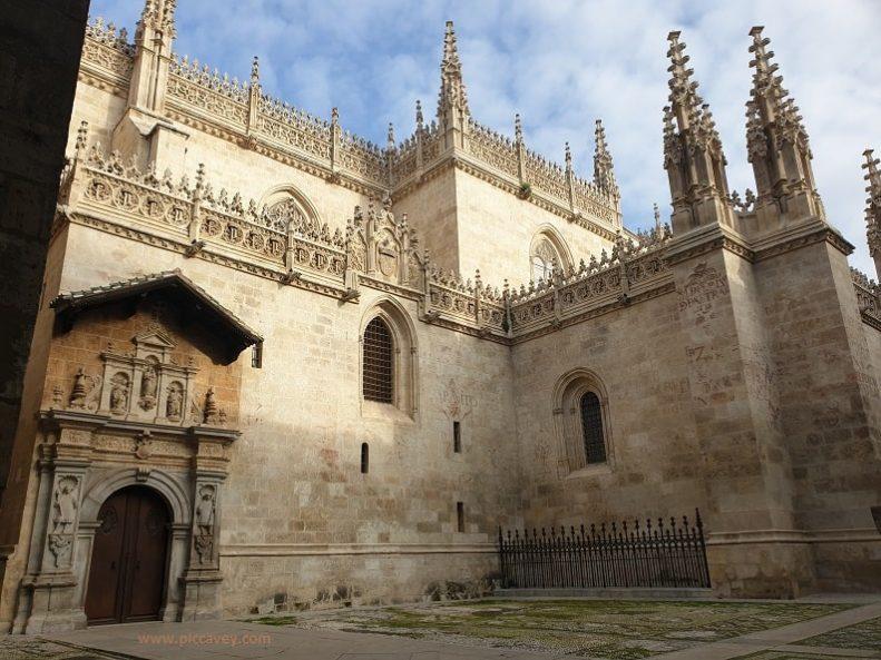 Capilla Real Granada Royal Chapel Queen Isabella