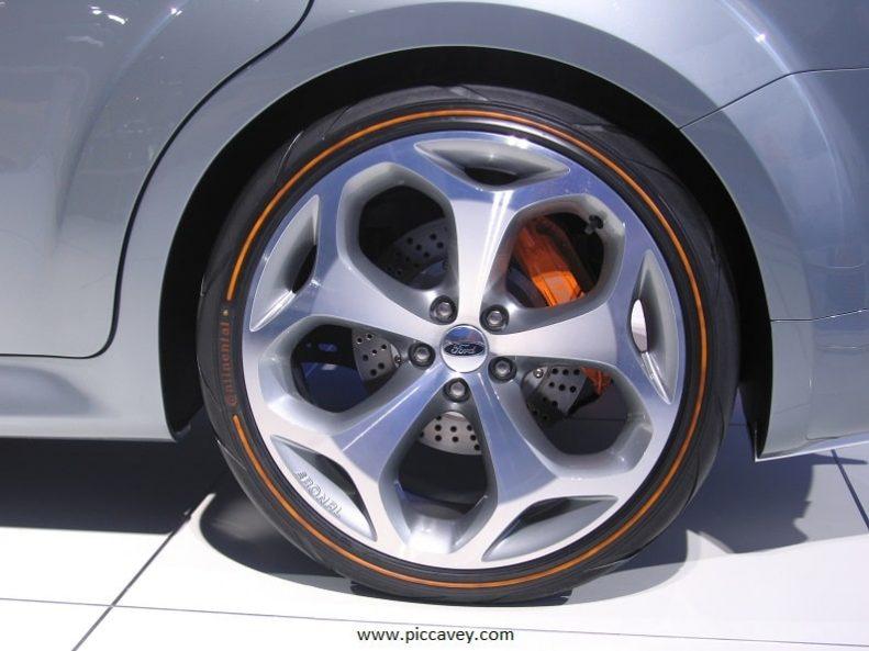 Car Tyre Spain Trip Prep