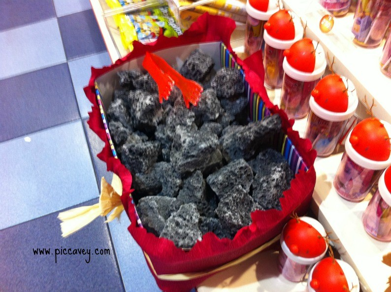 Carbon de azucar Sugar Coal Spain