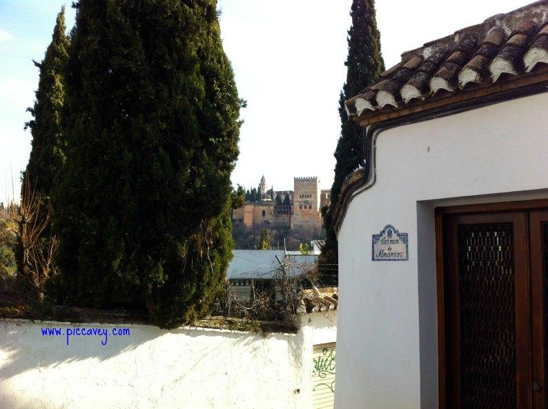 Carmen Almanzor Granada
