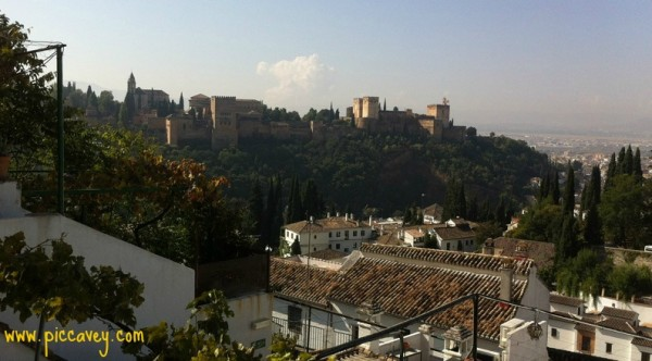 learning Spanish in Granada