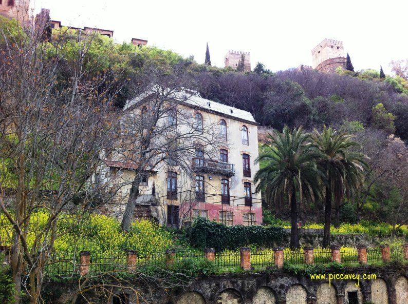 Carmen Santa Engracia Granada