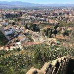Earthquake !  The Tremors in Granada, Spain