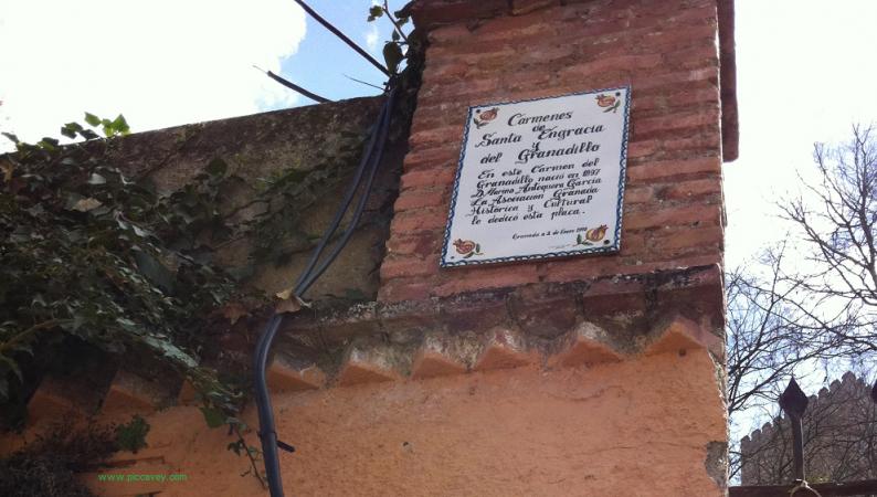Carmenes de Santa Engracia y del Granadillo Granada Spain