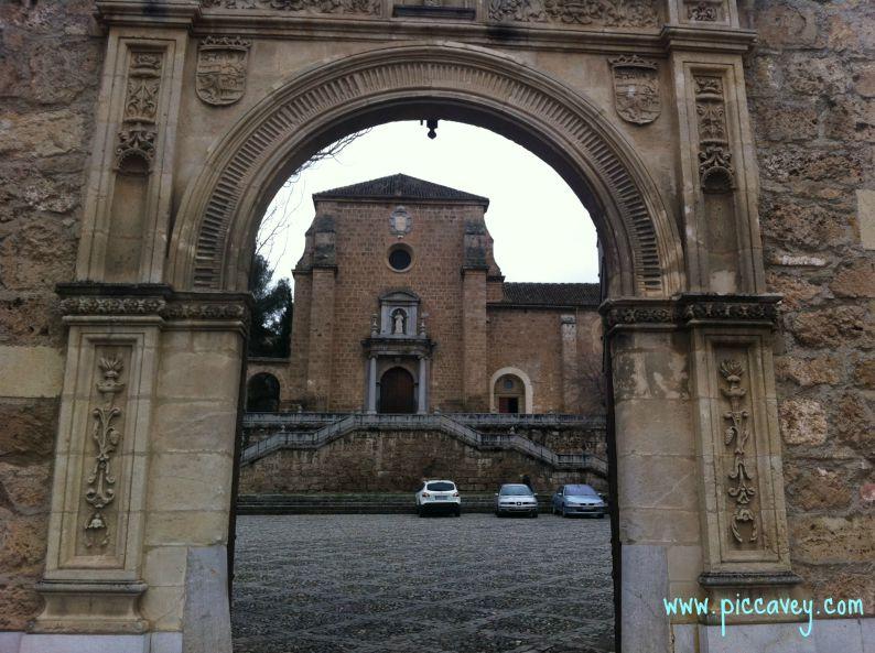 Cartuja Monastery Granada Spain