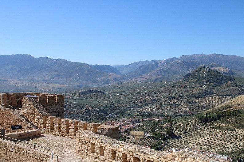 Castillo de Jaen via Antonio Garcia Pratsa Pixabay