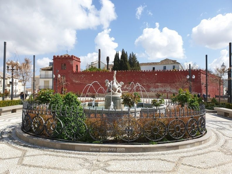 Castle Plaza Constitution Alhama