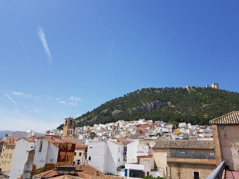 Castles and Fortresses in Spain Jaen